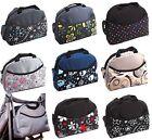 Wickeltasche Kinderwagentasche Babytasche Tasche für Kinderwagen