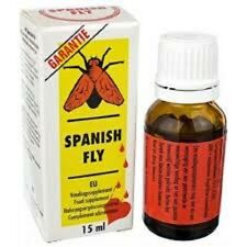 Spanish Fly Extra Aphrodisiac Drops Stimulation 15ml P&P CE UK Stock  DISCREET