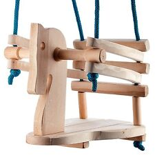 Baby Child Toddler Safety Swing For Garden Outdoor Indoor Easy To Install