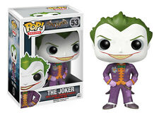 Funko Pop Heroes Arkham Asylum: Joker Vinyl Action Figure Collectible Toy, 3.75""