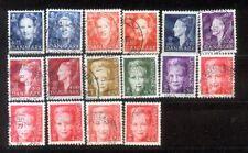 Danmark  Nice Stamps Lot  12
