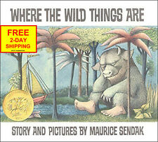 NEW Where The Wild Things Are Dec 26, 2012 Paperback