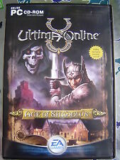 PC CD-ROM: Ultima Online - Age of Shadows - gut! - EA Games
