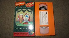 REN AND STIMPY CHRISTMAS VHS VIEWED ONCE NOT ON DVD NICKELODEON