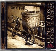 CD - GUNS N ' ROSES - Chinese democracy