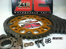 HONDA CBR1000rr 2004-05 JT Z1R 520 SUPERSPROX CHAIN & SPROCKETS KIT OEM or Q.A.