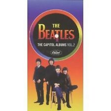 THE BEATLES - THE CAPITOL ALBUMS VOL.2 4 CD POP ROCK BEAT ROCK'N'ROLL NEU