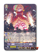 Cardfight Vanguard  x 4 Nightmare Doll, Carroll - BT15/035EN - R Mint