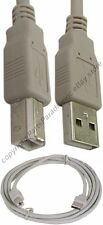 Lot100 6ft USB 2.0 A~B AB Printer/Device/Scanner Cable/Cord for HP/Canon/Epson{L