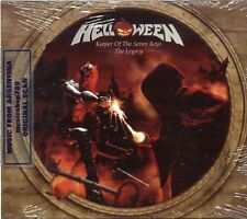 HELLOWEEN KEEPER OF THE SEVEN KEYS THE LEGACY SEALED 2 CD SET NEW