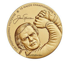 Jack Nicklaus U.S. Mint Bronze Medal 1.5 inches Golfing Pro
