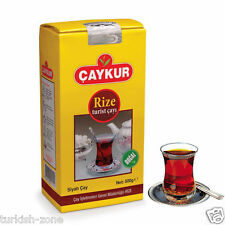 FROM UK ORIGINAL Caykur Rize Turist Cayi Traditional Turkish Black Tea 500G