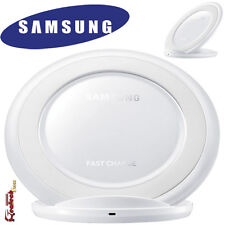 Samsung EP-NG930BWEG Wireless Charger Stand ORIGINALE P Galaxy S7 S7 Edge Bianco