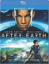 After Earth  (Blu-ray w/ Digital HD + Slipcover, 2013) Will Smith