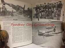 P-38 Lightning At War Lockheed WWII American Fighter Aircraft Christy Ethell