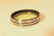 Voigtlander - 301/41 - AR - G1.5X - LW -0,5 - 40.5mm Filter for Bessamatic
