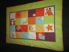 Large baby play mat - excellent condition