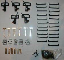 Vtg Model Train Tracks Replacement Parts Lot Building Trains CRVD NOS New