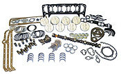 1088 SBC 350 K Chevy Master Overhaul Kit 87 - 90 TBI