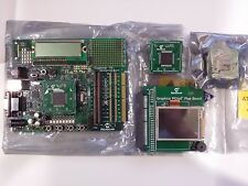 Microchip Explorer 16 Development Board + LCD
