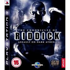 The Chronicles of Riddick: Assault On Dark Athena PS3