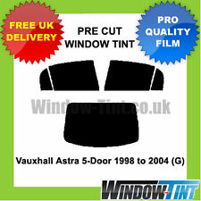 PRE CUT WINDOW TINT KIT Vauxhall Astra 5-Door 1998 to 2004 (G)