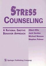 Stress Counseling: A Rational Emotive Behavior Approach-ExLibrary