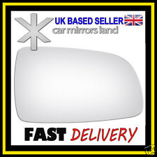Right  Wing Car Mirror Glass Replacement CHEVROLET AVEO 2008-2011 Stick ON