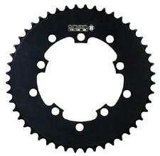 "Origin8 48t x 110/130mm BCD 3/32"" Chainring (BLACK) Fixie/SS/Track/BMX"
