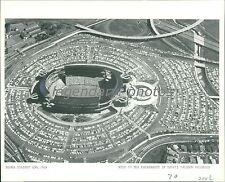 1979 Aloha Stadium at University of Hawaii Original News Service Photo