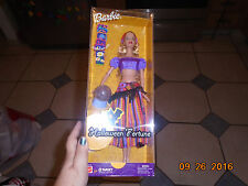 NIB 2003 Target Special Edition Halloween Fortune Teller Gypsy Costume Barbie