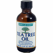 Good N Natural Tea Tree Oil 100% Pure Australian Oil - 2 oz Pharmaceutical Grade