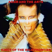 ADAM AND THE ANTS KINGS OF THE WILD FRONTIER DELUXE 2CD SET**free UK p+p**