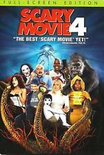 (I) Scary Movie 4 (HD DVD, 2006) Full Screen Edition