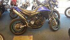 Yamaha XT660X 660cc Supermoto-Road
