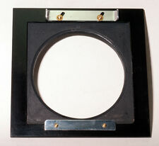 "Adapter 5x5"" for HOME PORTRAIT GRAFLEX 5x7"" to use LINHOF/WISTA boards, Mahogany"