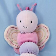 Carters Baby Butterfly Musical Lights Twinkle Little Star Lullaby Crib Toy CUTE