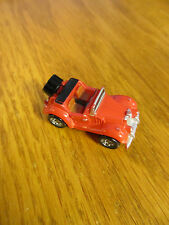 VINTAGE MICRO MACHINES RED MG TF GALOOB 1986