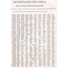 DICTIONNAIRE Français avec le LATIN le Vieux LANGAGE par Pierre BOISTE de 1819 ?