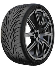 245/35ZR20 245/35/20 FEDERAL SS-595 91W Semi Slick