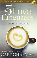The 5 Love Languages Singles Edition, New, Free Shipping