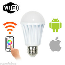 WiFi Smart LED Dimmable Light Bulb - App Controlled Multi-colored Color Changing
