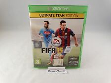 FIFA 15 ULTIMATE TEAM EDITION 2015 MICROSOFT XBOX ONE PAL ITA ITALIANO COMPLETO
