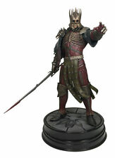 "THE WITCHER 3 WILD HUNT KING EREDIN 8"" inch STATUE FIGURE DARK HORSE 20cm PVC"