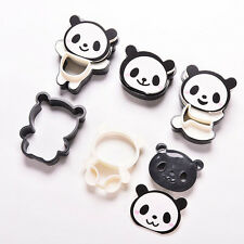 New Panda Cookie Cutter Mold Sandwich Sugarcraft Biscuit Bread Cake Decoration