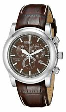 AUTHENTIC CITIZEN MEN'S CHRONOGRAPH ECO-DRIVE WATCH AT0550-11X NEW IN BOX!