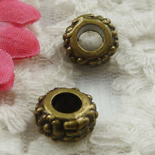 Free Ship 120 pieces bronze plated cute spacer 11x11mm #1885