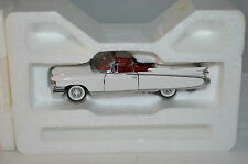 Franklin Mint 1959 Chevrolet convertible in 1:43 Scale superb mint in box