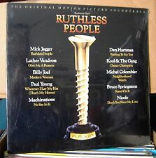 Ruthless People Original Soundtrack 10 track 1986 LP Record sealed Mick Jagger +