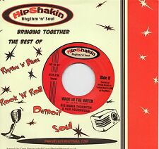 BIG MAMA THORNTON- WADE IN THE WATER/BARRY WHITE-TRACY UK HIPSHAKIN R&B/NORTHERN